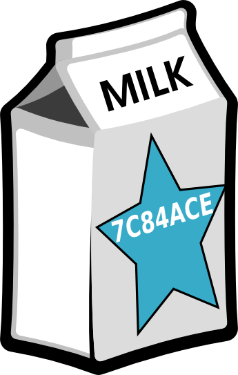 Milk Activation Code
